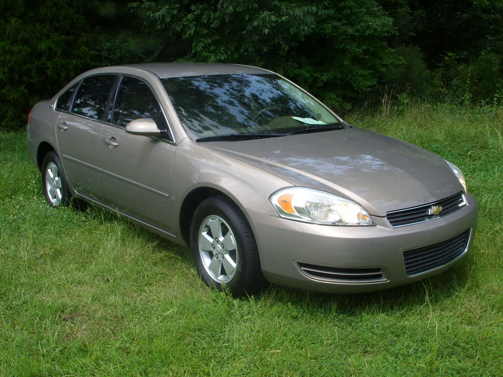 Used 2007 Chevrolet Impala LT w/3.5L For Sale | Durham NC.