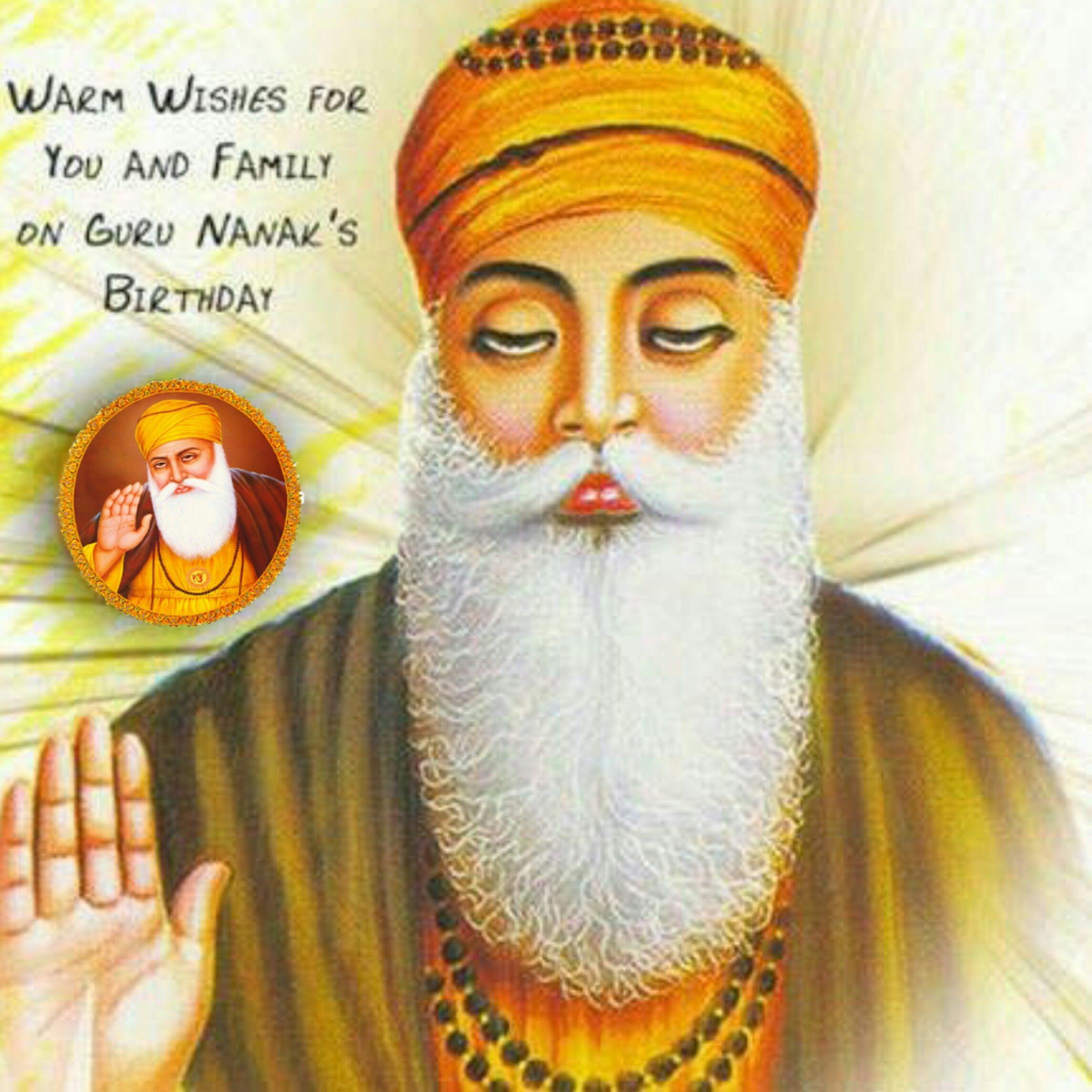 Happy Guru Nanak Jayanti Images 2018 Guru Nanak Jayanti Guru Nanak Jayanti Wishes Jayanti