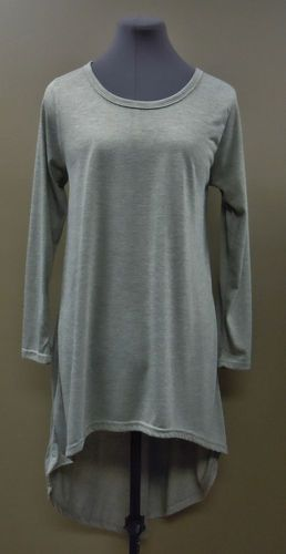 Sister Moses OD Green Hi Lo Tunic. This will become a staple in your closet!! Dress it up or down! $56