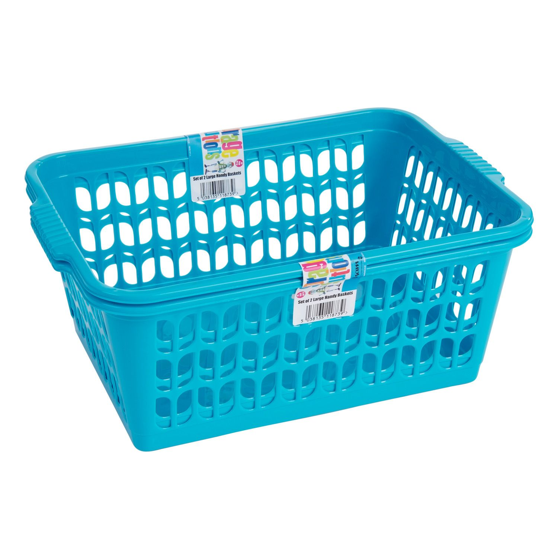 Whatmore Plastic Storage Baskets | Home | Pinterest | Plastic ...