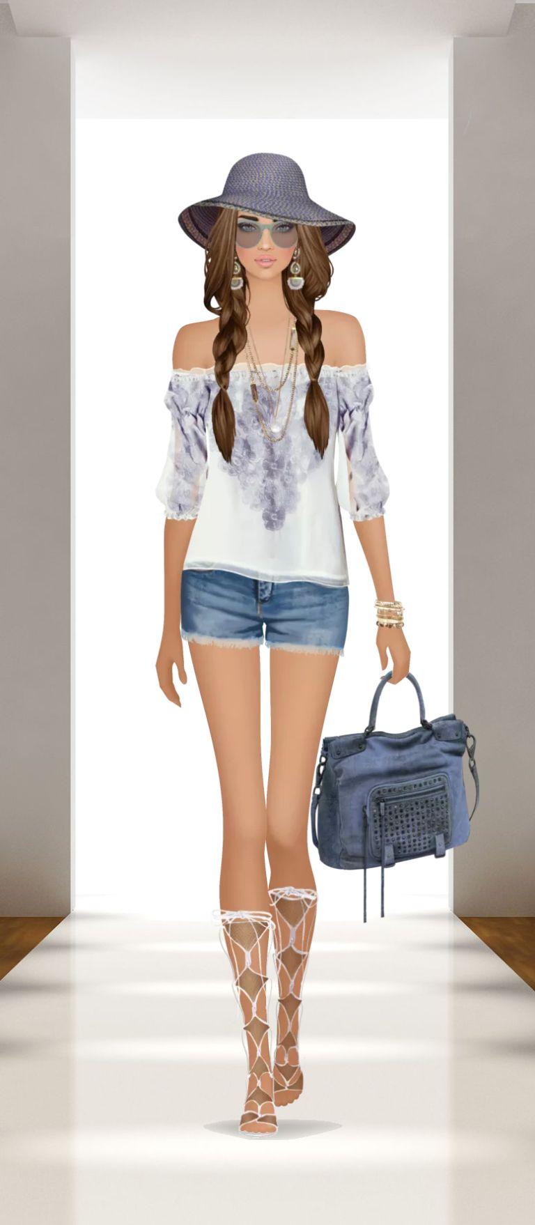 Covet Fashion Fashion Illustration Moda Fashion Fashion