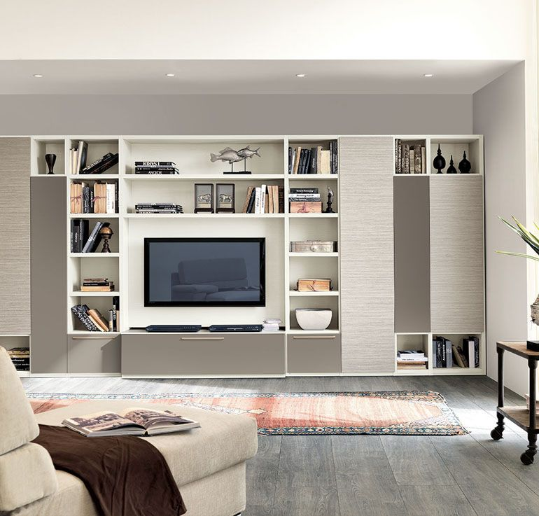Lovely Buy Faenza Wall Unit For Sale At Deko Exotic Home Accents. Faenza Bookcase  Wall Unit With Clean Lines Exemplifies Exceptional Italian Design Where  Form ...