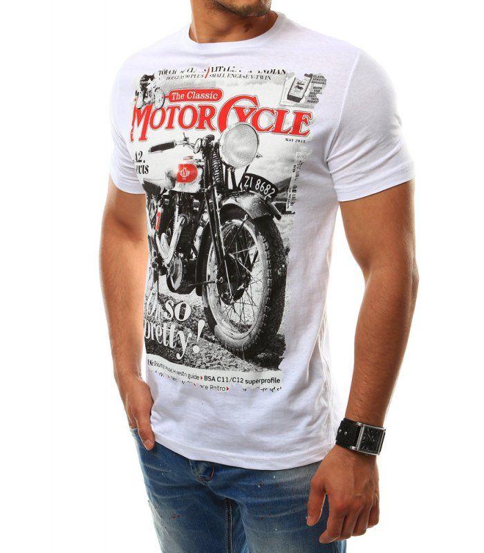 62066f3aaffc Pánske tričká - Kokain. Pánske tričko s potlačou biele