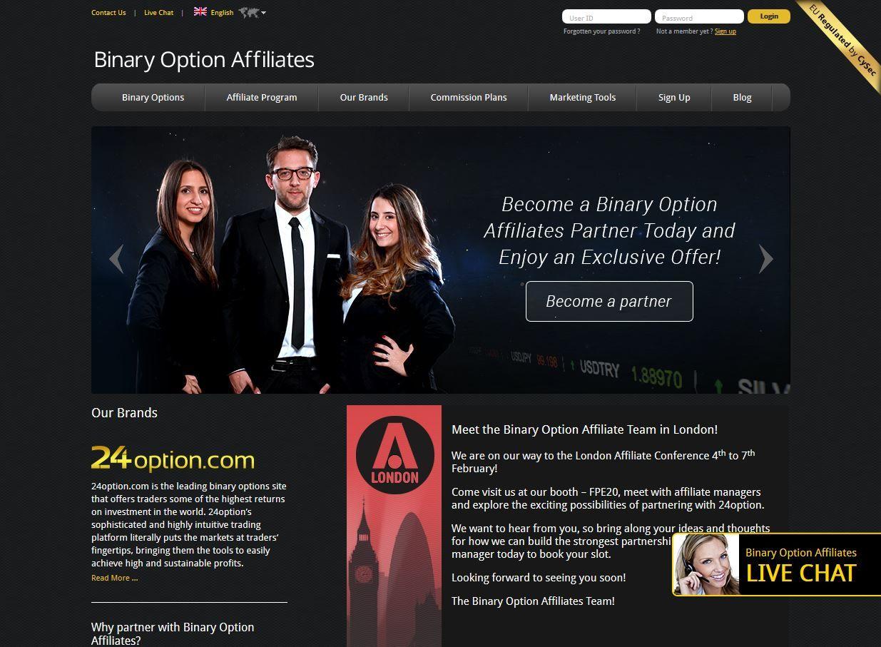 How to become binary options affiliate как быстро заработать форекс