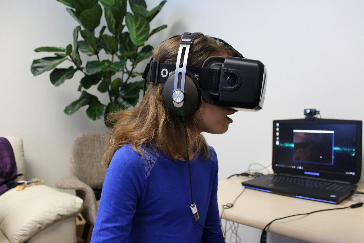 Stanford Experiments with Virtual Reality, Social-Emotional