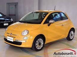 Bilderesultat For Fiat 500 Nuova Colore Giallo Positano