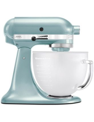Pleasant Kitchenaid Ksm156 Frosted Azure Platinum Collection Frosted Home Remodeling Inspirations Cosmcuboardxyz