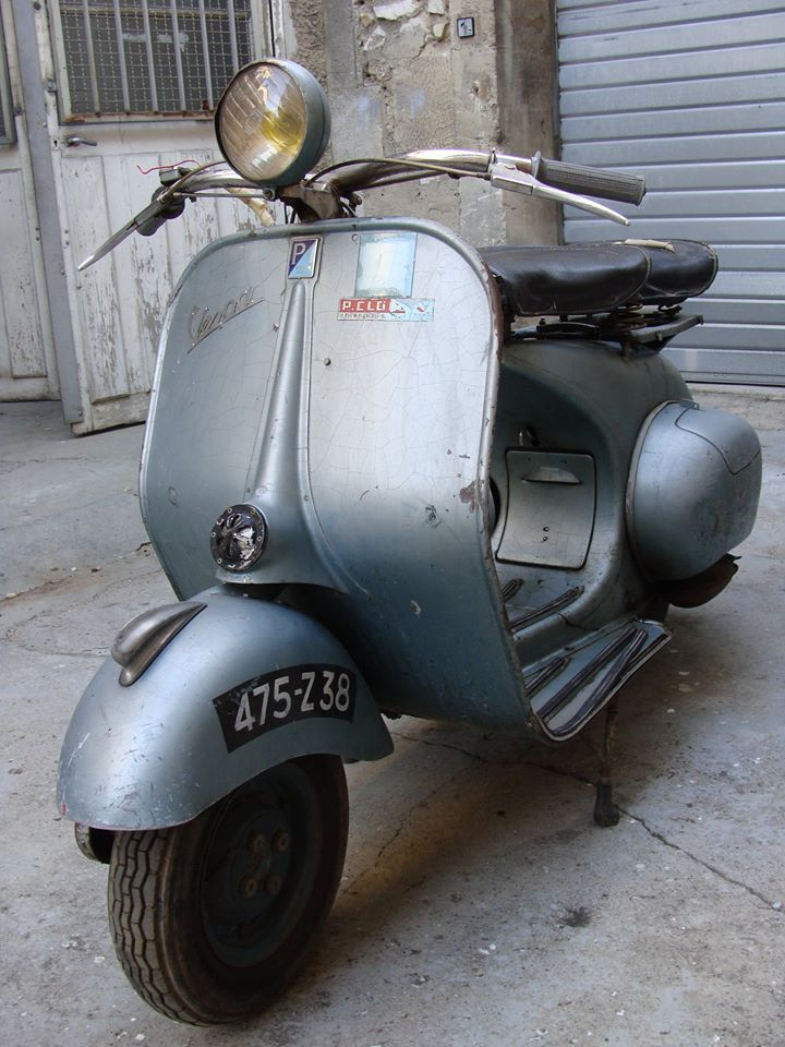 Beautiful original condition Vespa Acme | Vespa | Vespa bike
