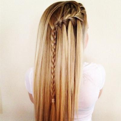 las mujeres de cabello largo tienen un mundo de posibilidades en sus manos y es que gracias al lago de su cabellera estas pueden experimentar un sinnmero - Trenzas Pelo Largo
