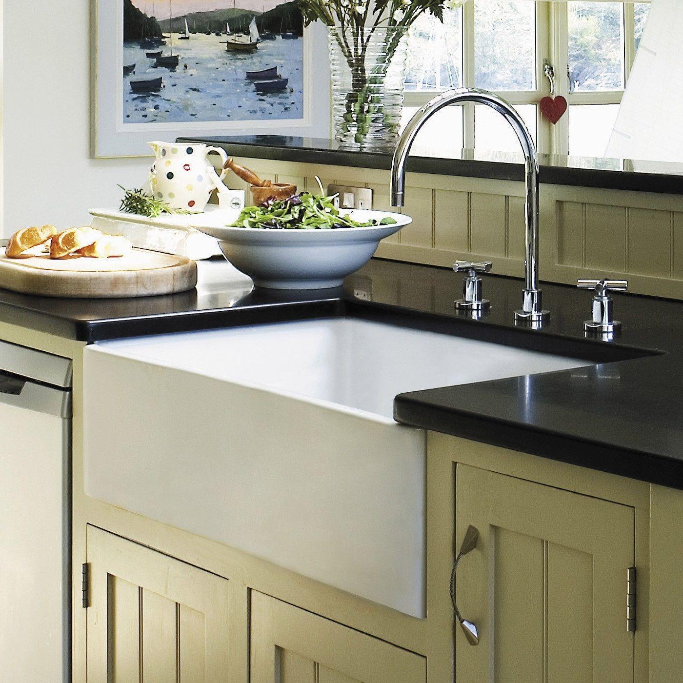 Cool Farmhouse Kitchen Sinks Kitchen door styles