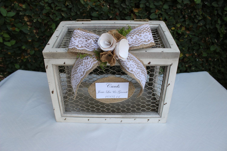 Medium Crop Of Wedding Card Box Ideas