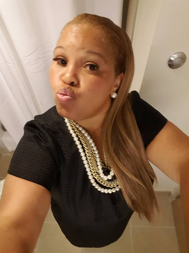 This Diva has found her #VYBE! #Bold & #Fearless #TrendyVybe #Trendy #Pearls #Style #Classic #Chic #Curvy #Beauty #Live #Laugh #Love