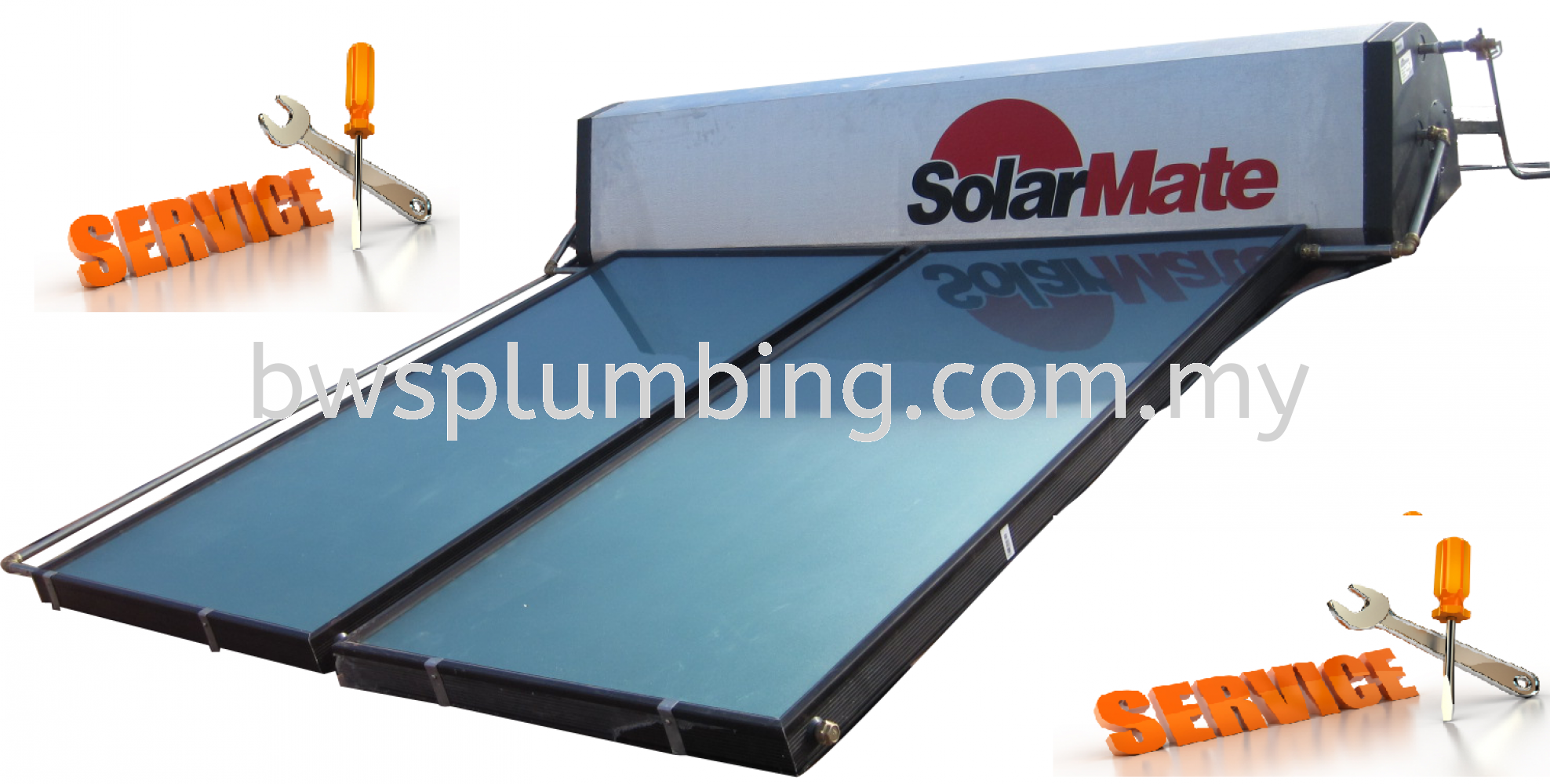1. We do repair and service maintenance ALL brands of solar water ...