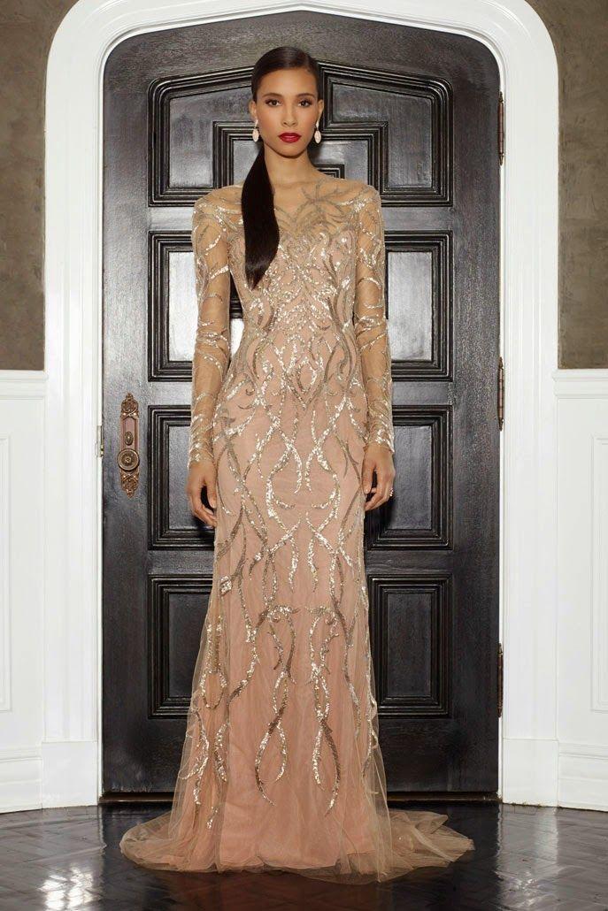 de5c83082 Hermosos vestidos de gala para fiesta