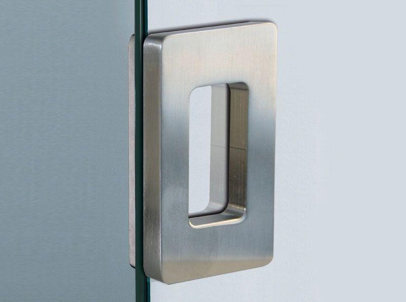 small Sliding Glass Door Handles | Square sliding door-handle small ...