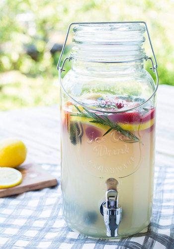 Pour Delight Drink Dispenser - Summer, Multi, Multi, Better, Americana, Best Seller, Hostess