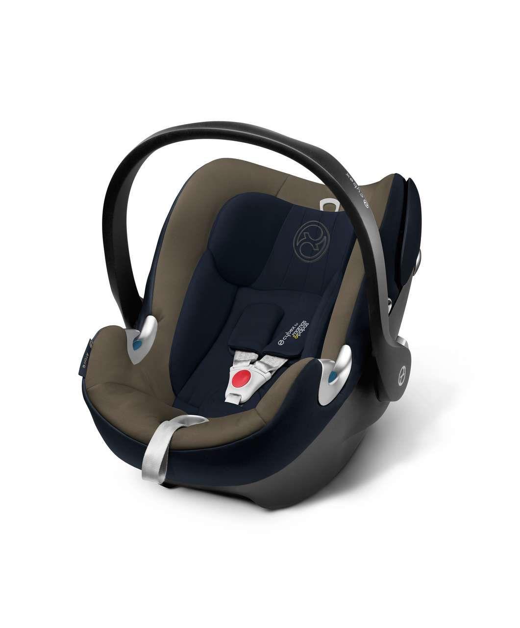 Cybex Aton Q Car Seat - Navy - Birth - 13kg/18 Months - Mamas