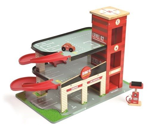 Plan Toys Wooden Car Garage Videl garaj Pinterest – Plan Toys Car Garage