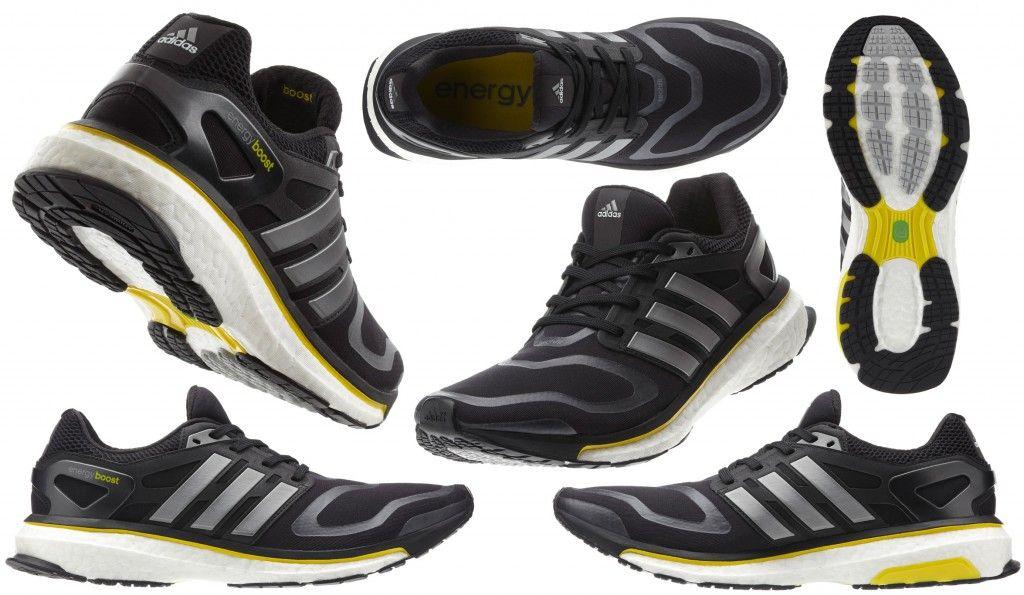 mujer zapatillas adidas revenergy boost para running gris
