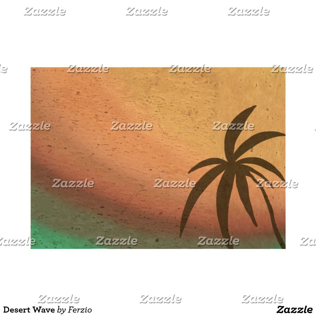 Desert Wave