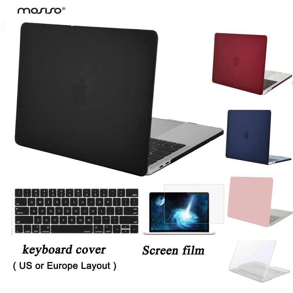 Marble Pattern PC Hard Case Cover For Apple MacBook Pro A1706//A1708//A1989 2018