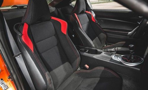 2017 Scion Fr S Interior 1