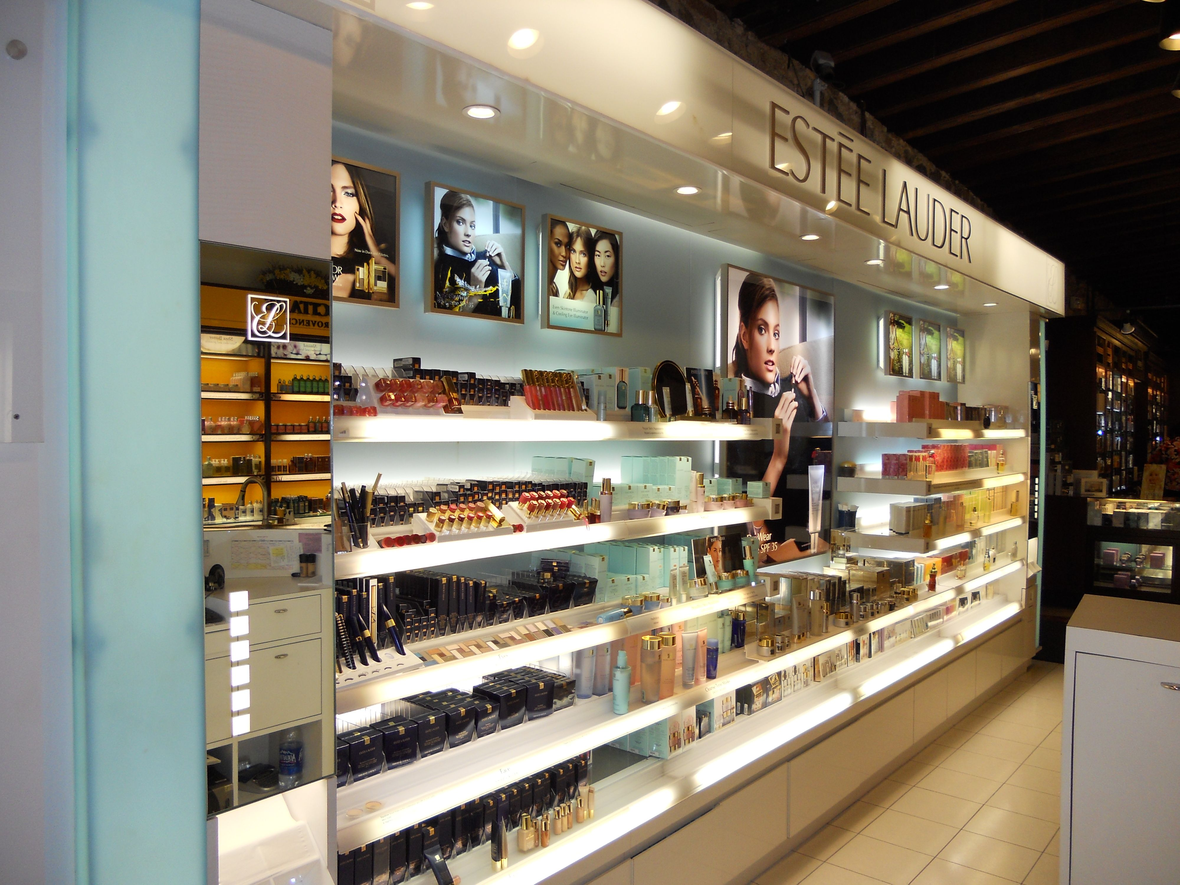 The new Estee Lauder cosmetics Cosmetics