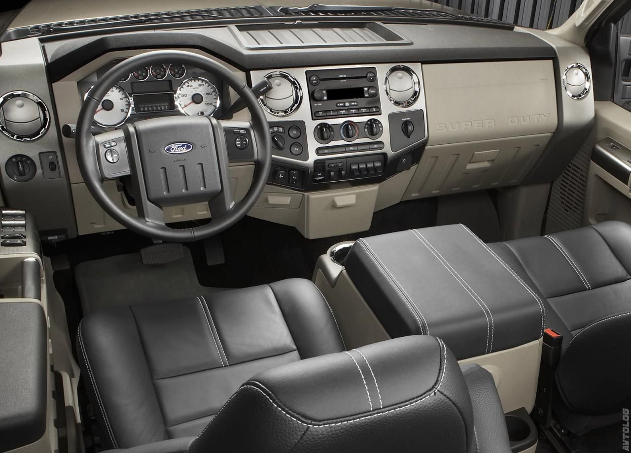 2008 Ford F 350 Super Duty I Wish My Truck S Interior Looked Like