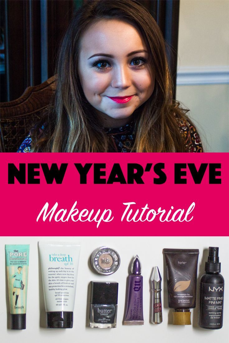 0afda34a421 New Year's Eve Makeup Tutorial | Community Blog Posts | Pinterest ...