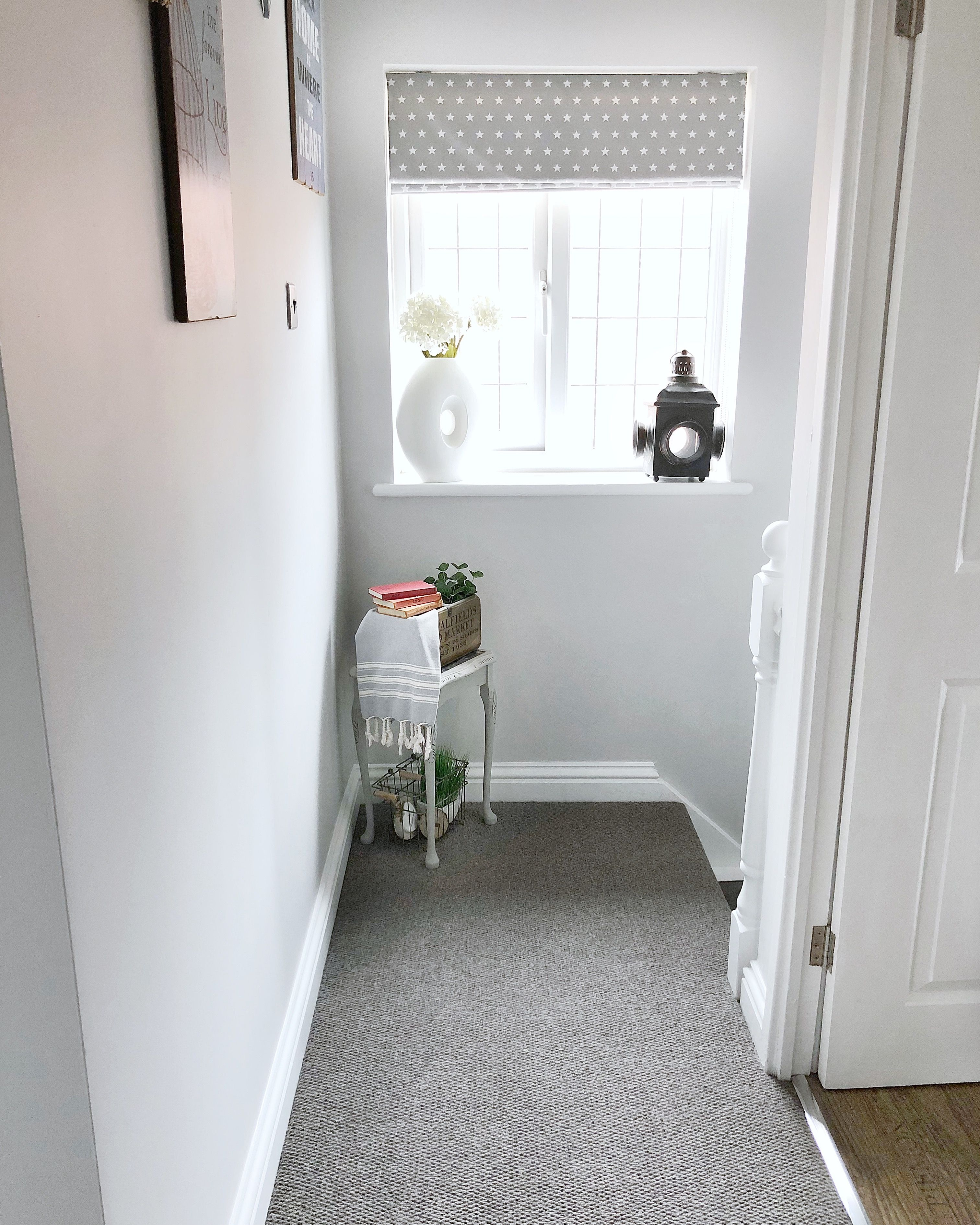 Best My Landing New Grey Carpet With Walls Painted In Valspar 640 x 480