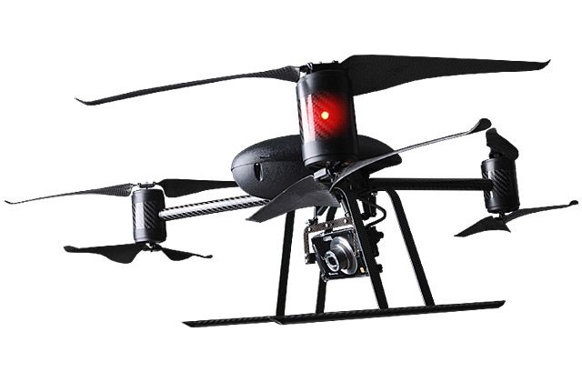 Picture 2, Photo Gallery - Draganflyer X6 - UAV Helicopter Aerial Video Platform