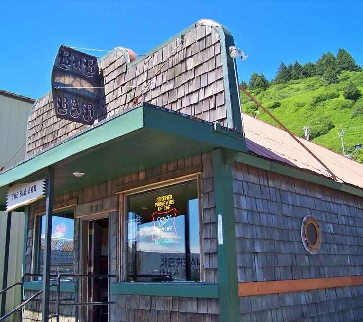 B B Bar In Kodiak Is The Oldest Bar In Alaska Established In 1908