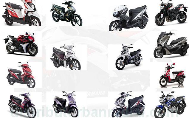 Price List Daftar Harga Motor Yamaha Baru Terbaru 2020 Mobil