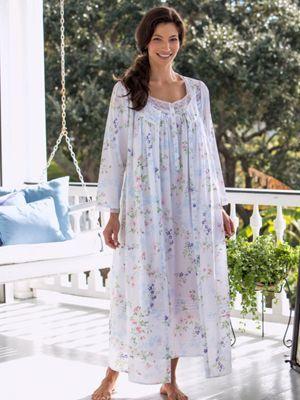 Eileen West Garden of Dreams Robe  64bd22983