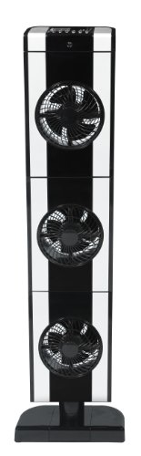 Air Works 40 Triple Tower Fan Can Be Used As Either A Full 40