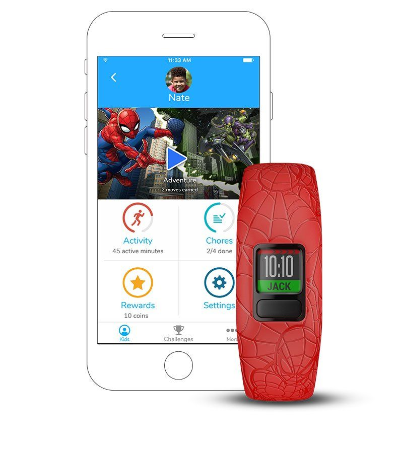 Garmin vivofit® jr. 2 | Kids Fitness Tracker | Star Wars