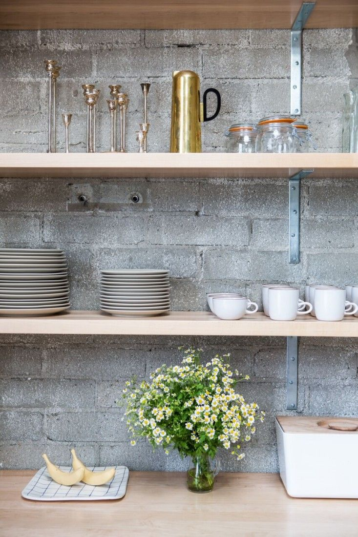 Kitchen of the Week: Epoch Films\' Friendly-Industrial Loft Kitchen ...