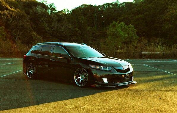 Tsx Wagon Mods Google Search Dadmobiles Pinterest Honda - Acura tsx mods