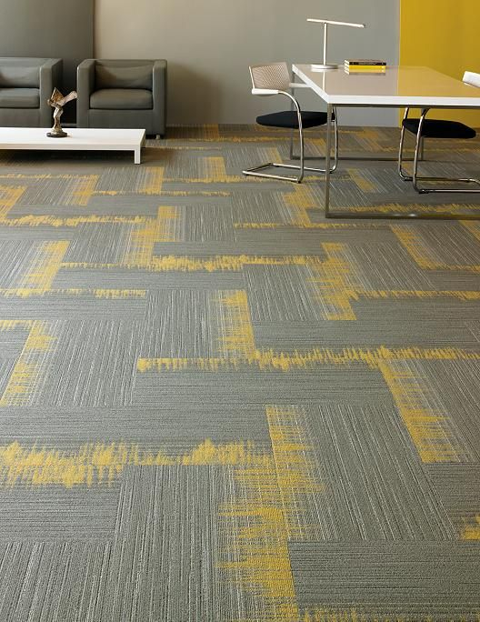 Shaw Contract Group offers a multitude of recycled content carpet tiles.
