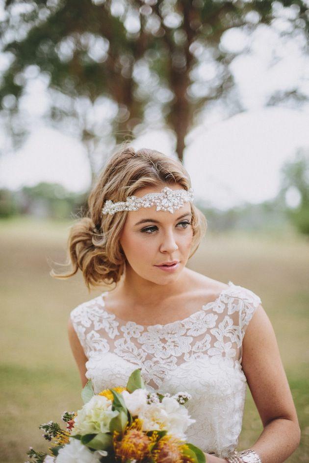 Fantastic 1000 Images About Hochzeitsfrisuren On Pinterest Bridal Short Hairstyles Gunalazisus