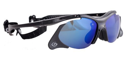 afd7219968d Gargoyles Flip-up Rover Baseball Sunglasses offer shatter resistant  protection for heavy duty use!