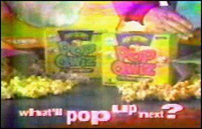 Pop Qwiz Popcorn