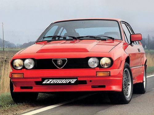 Zender Alfa Romeo GTV 6 2.5