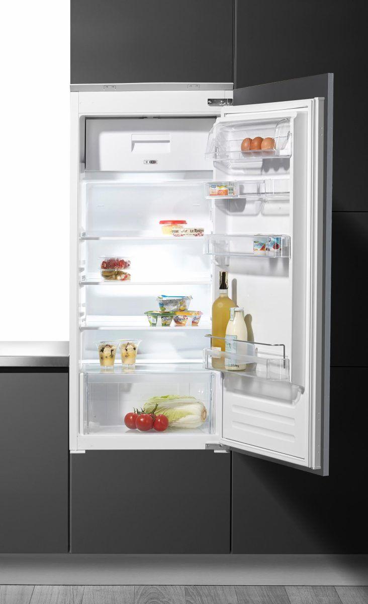 Integrierbarer Einbaukühlschrank PRFI 224 weiß ...