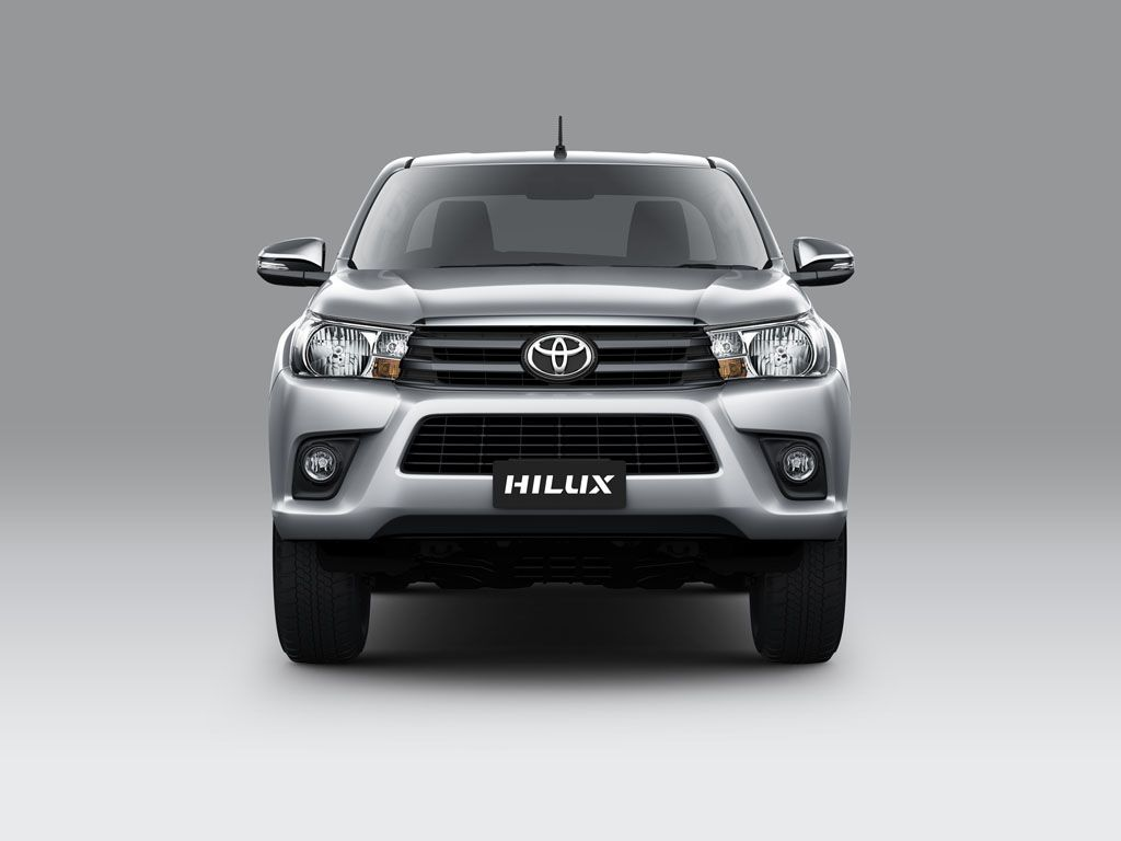 2017 toyota hilux extra cab pick up toyota toyota. Black Bedroom Furniture Sets. Home Design Ideas