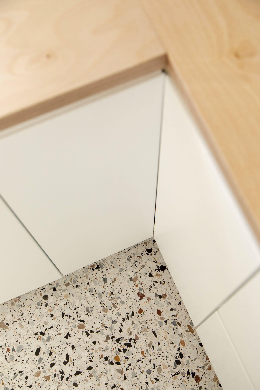 Detail De La Renovation De La Cuisine Projet Rochegude Terrazzo