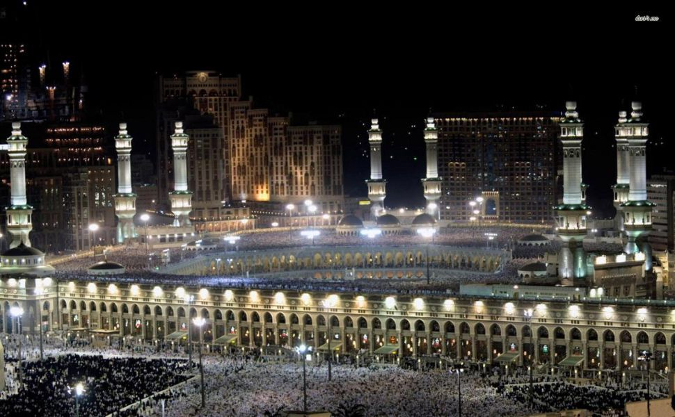 Masjid al-Haram HD Wallpaper di 2020  Mesjid dan Islam
