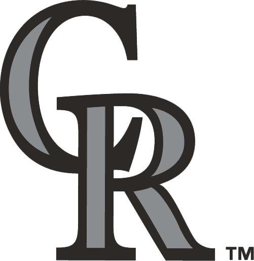 Colorado Rockies Wallpaper: Colorado Rockies Alternate Logo (1993)