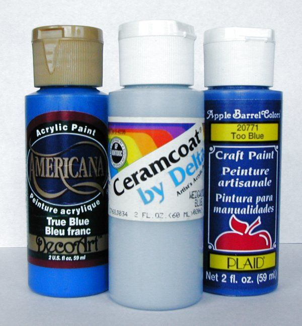 various acrylic paints and a review young artistic aspirations
