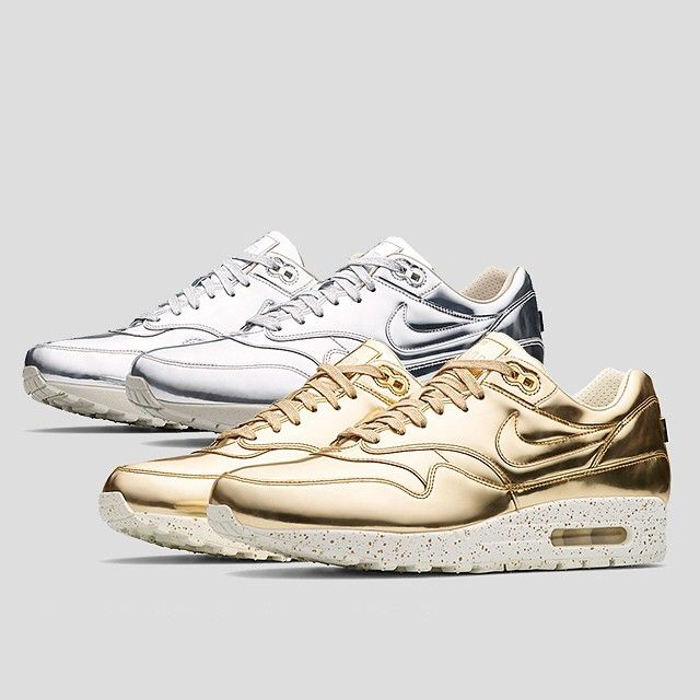 Liquid Metal Air Max 1s returned in men's sizes. Where do these rank among AM1s all-time?  More details on a possible upcoming release is on sneakernews.com
